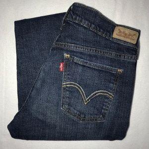 Levi's 515 Boot Cut Jeans Women's 4 M 27 30